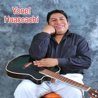 yonel huaccachi Cancho, y su marco musical los mensajeros del amor, fomentan el folclore peruano género huayno - estilo huayno con requinto, aqui le presentamos su trabajo musical en música mp3 en linea gratis, videos clips, video conciertos en vivo, conciertos y/o presentaciones actualizados, videos FULL HD.